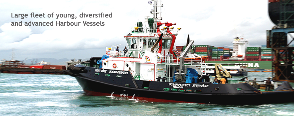Port Operations and Management, Towage, Ocean Sparkle Limited